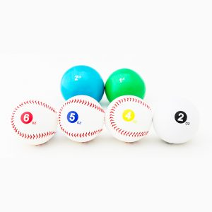 NPA West Velocity kit weighted balls